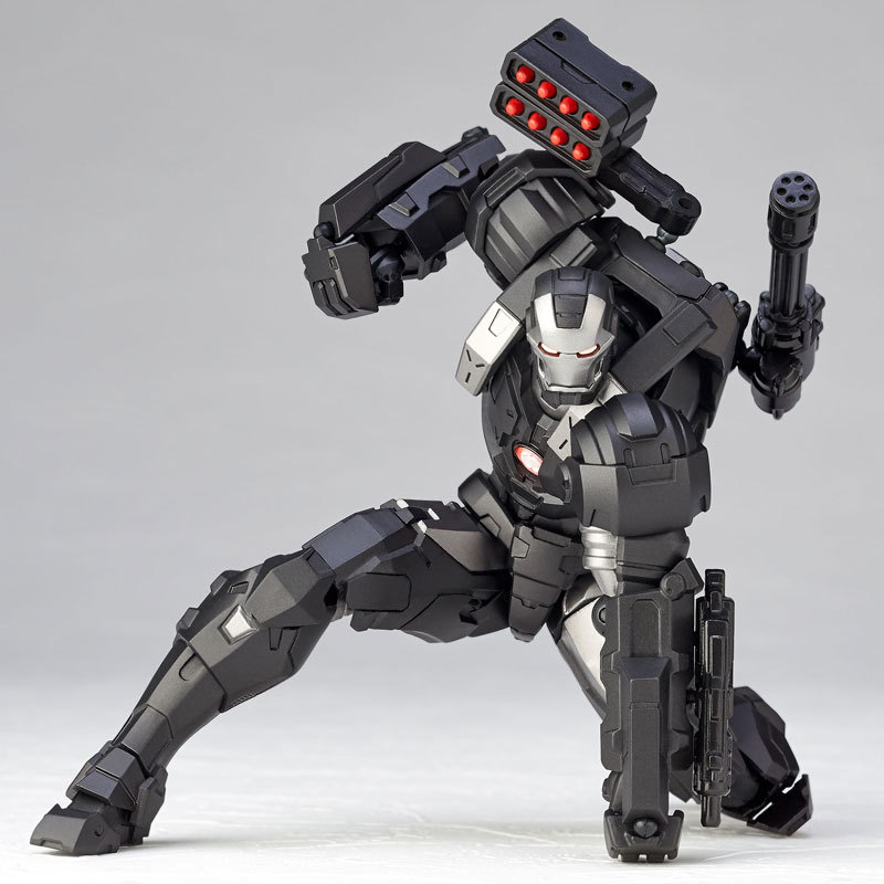 フィギュアコンプレックス アメイジング・ヤマグチ War machine(ウォーマシン)FIGURE-053011_05