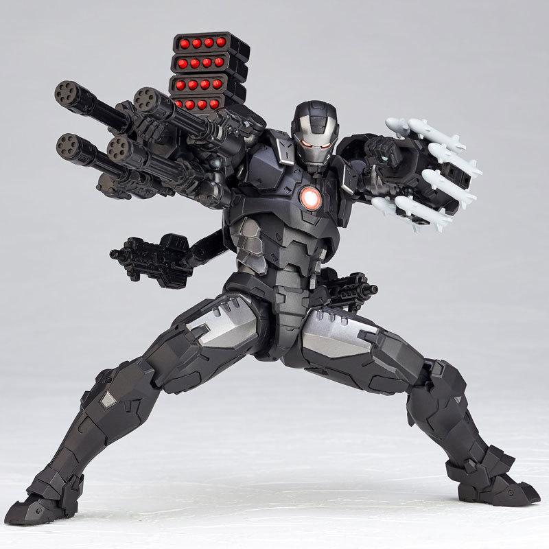 フィギュアコンプレックス アメイジング・ヤマグチ War machine(ウォーマシン)FIGURE-053011_07