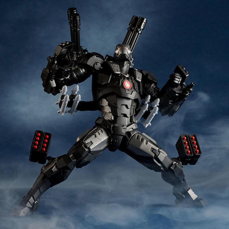フィギュアコンプレックス アメイジング・ヤマグチ War machine(ウォーマシン)FIGURE-053011_11