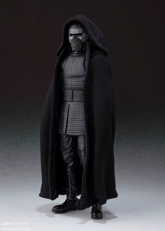 SHFiguarts カイロ・レン (STAR WARS:The Rise of Skywalker)FIGURE-053216_01