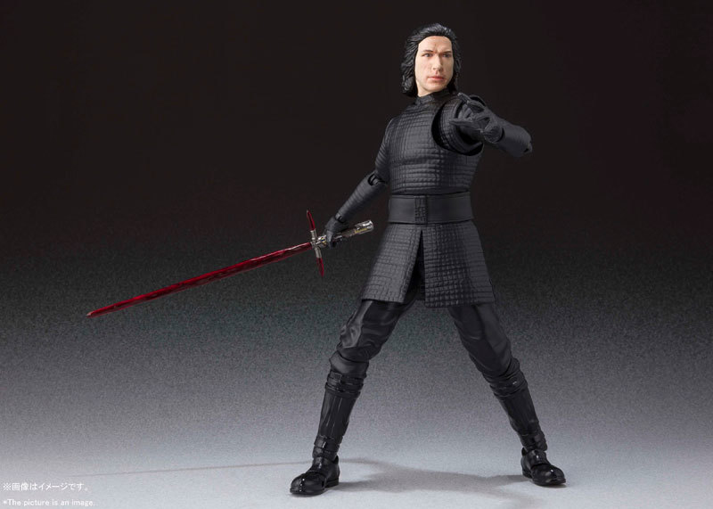 SHFiguarts カイロ・レン (STAR WARS:The Rise of Skywalker)FIGURE-053216_08