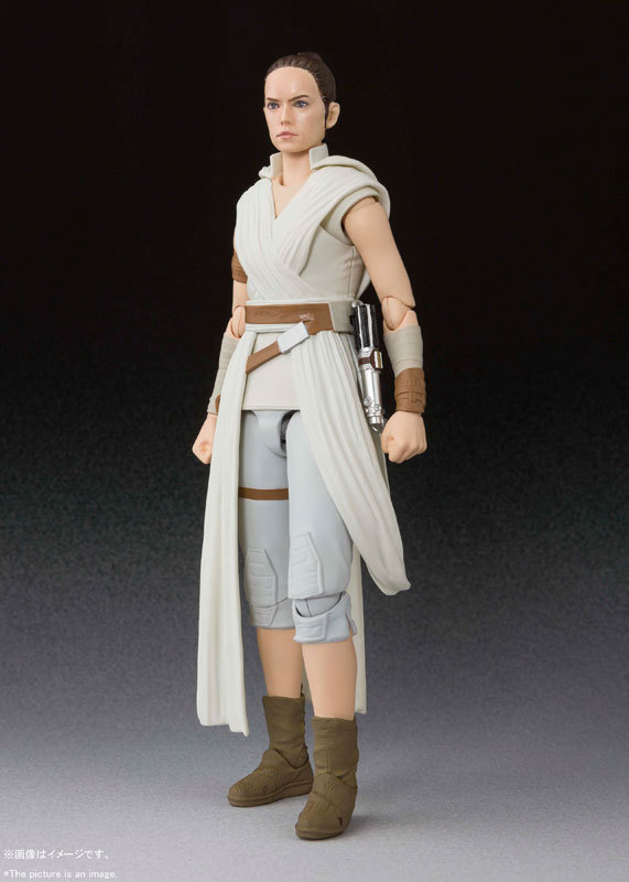 SHFiguarts レイ & D-O(STAR WARS:The Rise of Skywalker)FIGURE-053214_01