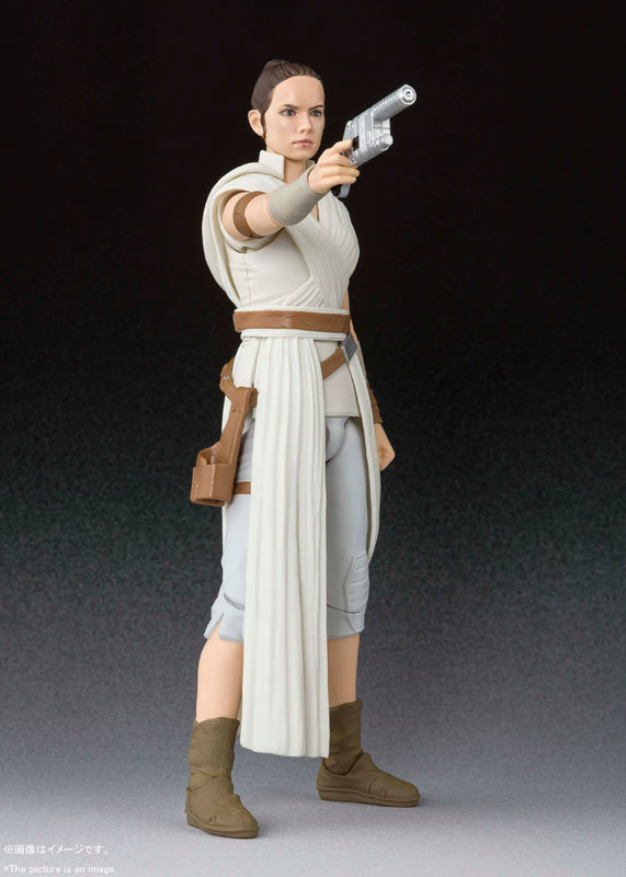 SHFiguarts レイ & D-O(STAR WARS:The Rise of Skywalker)FIGURE-053214_02