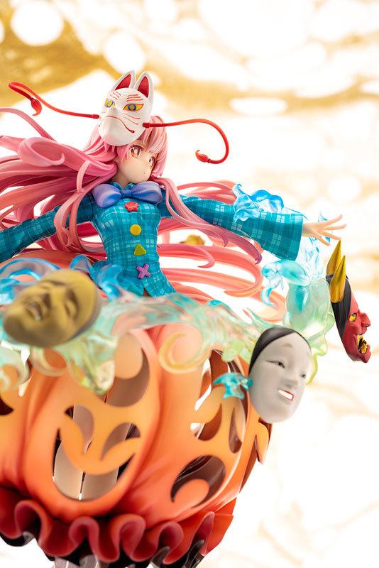 """東方Project """"表情豊かなポーカーフェイス"""" 秦こころ 18 完成品フィギュアFIGURE-053047_11"""