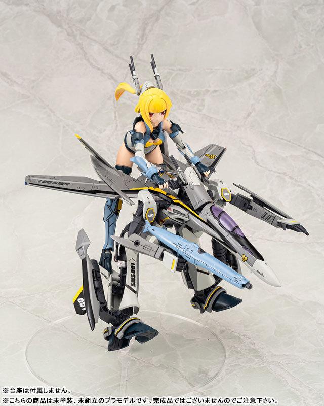 ACKS マクロスF VF-25S メサイア プラモデルFIGURE-052235_03