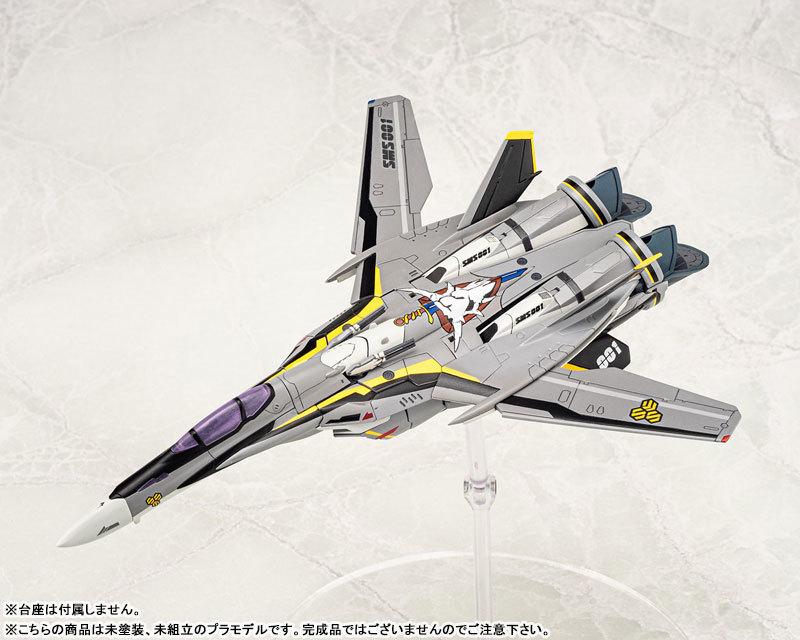 ACKS マクロスF VF-25S メサイア プラモデルFIGURE-052235_05