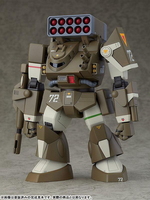 COMBAT ARMORS MAX17 172 太陽の牙ダグラム アイアンフット F4XD ヘイスティ XD型 プラモデルTOY-RBT-5066_02