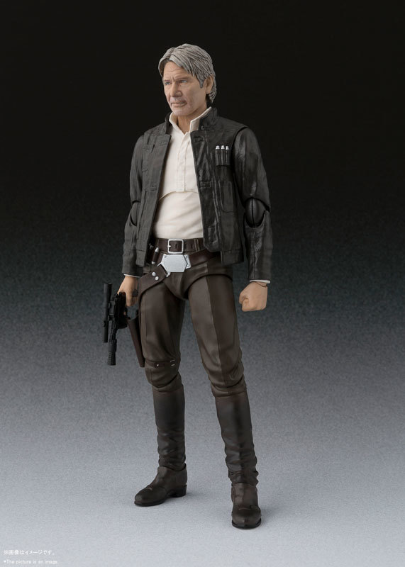 Figuarts ハン・ソロ (STAR WARS:The Force Awakens)FIGURE-051339_01
