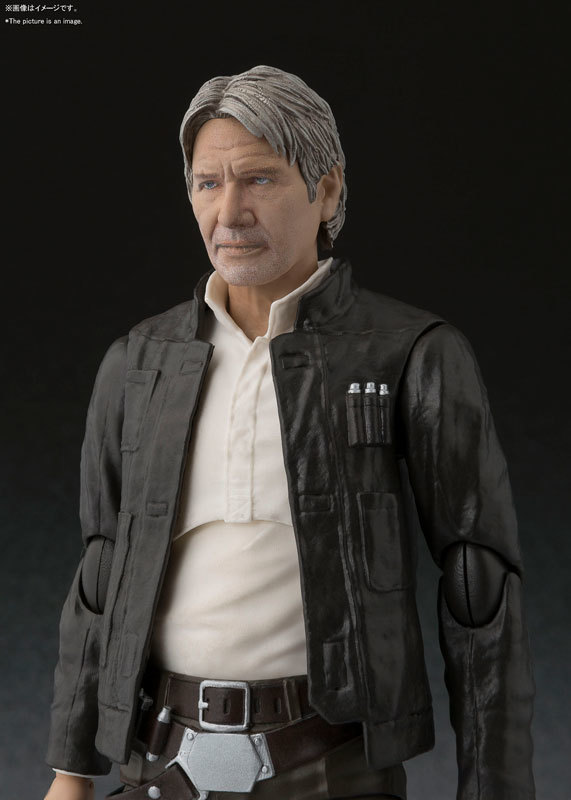 Figuarts ハン・ソロ (STAR WARS:The Force Awakens)FIGURE-051339_02