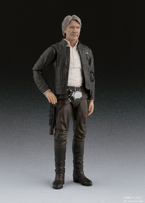 Figuarts ハン・ソロ (STAR WARS:The Force Awakens)FIGURE-051339_04