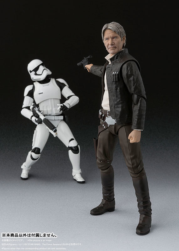 Figuarts ハン・ソロ (STAR WARS:The Force Awakens)FIGURE-051339_05