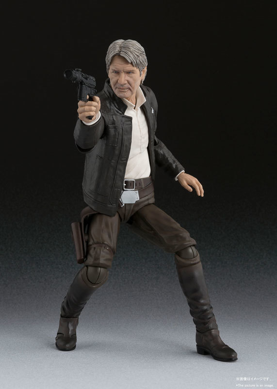 Figuarts ハン・ソロ (STAR WARS:The Force Awakens)FIGURE-051339_06