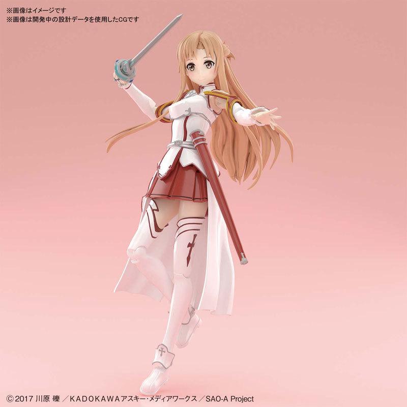 Figure-rise Standard アスナ プラモデルFIGURE-052356_01