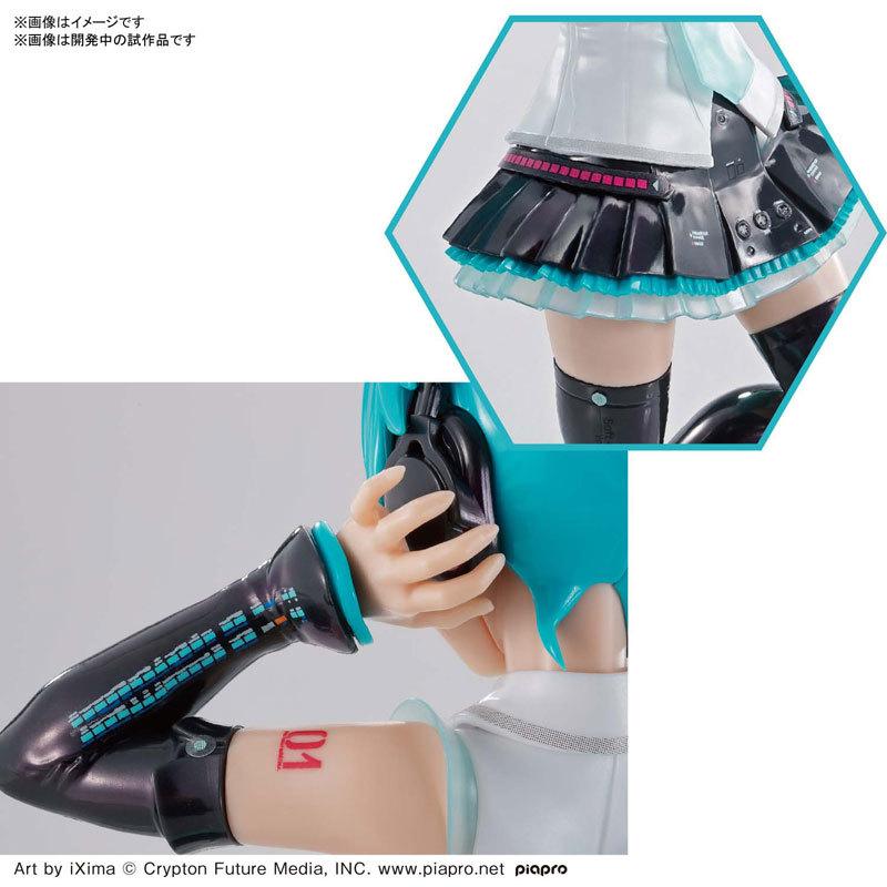 Figure-riseLABO 初音ミクV4X プラモデルFIGURE-052354_02