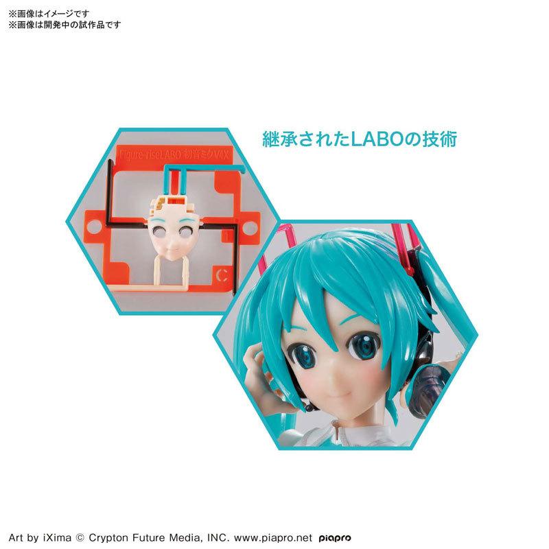 Figure-riseLABO 初音ミクV4X プラモデルFIGURE-052354_04