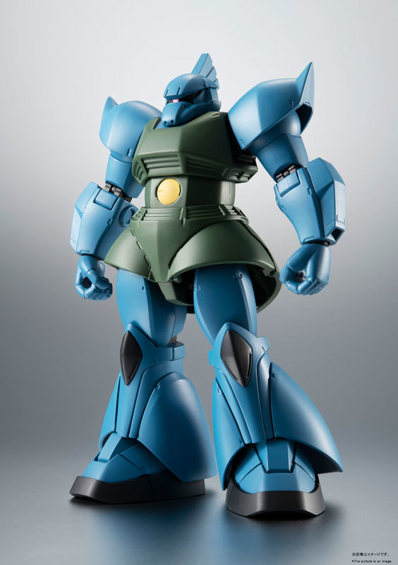 ROBOT魂 〈SIDE MS〉 MS-14A ガトー専用ゲルググFIGURE-051341_01