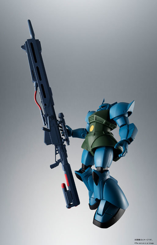 ROBOT魂 〈SIDE MS〉 MS-14A ガトー専用ゲルググFIGURE-051341_02