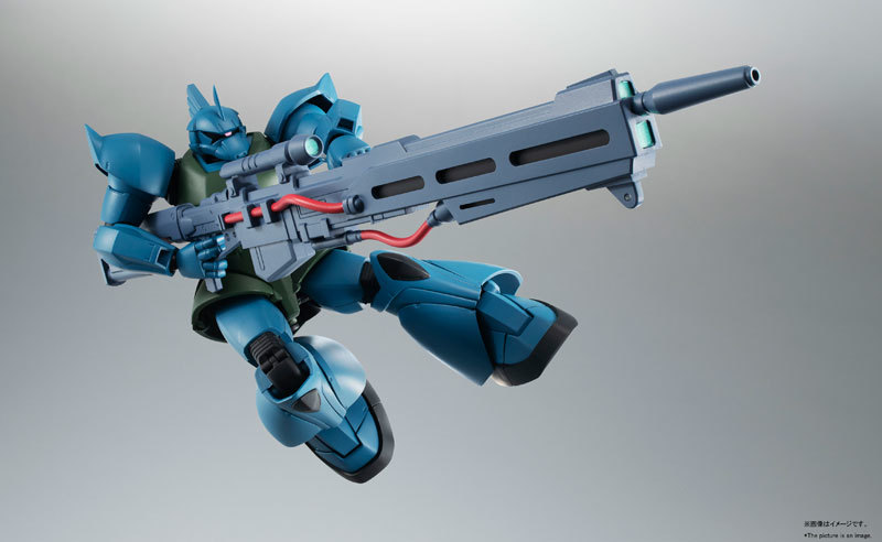 ROBOT魂 〈SIDE MS〉 MS-14A ガトー専用ゲルググFIGURE-051341_03
