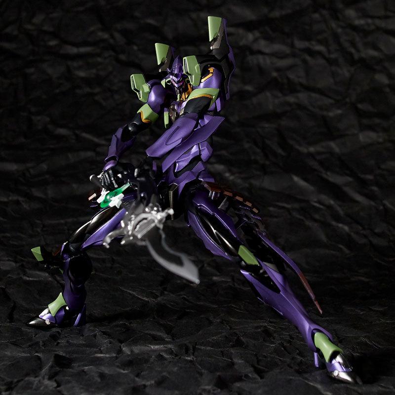リボルテック EVANGELION EVOLUTION エヴァンゲリオン初号機 刀野薙FIGURE-051115_13