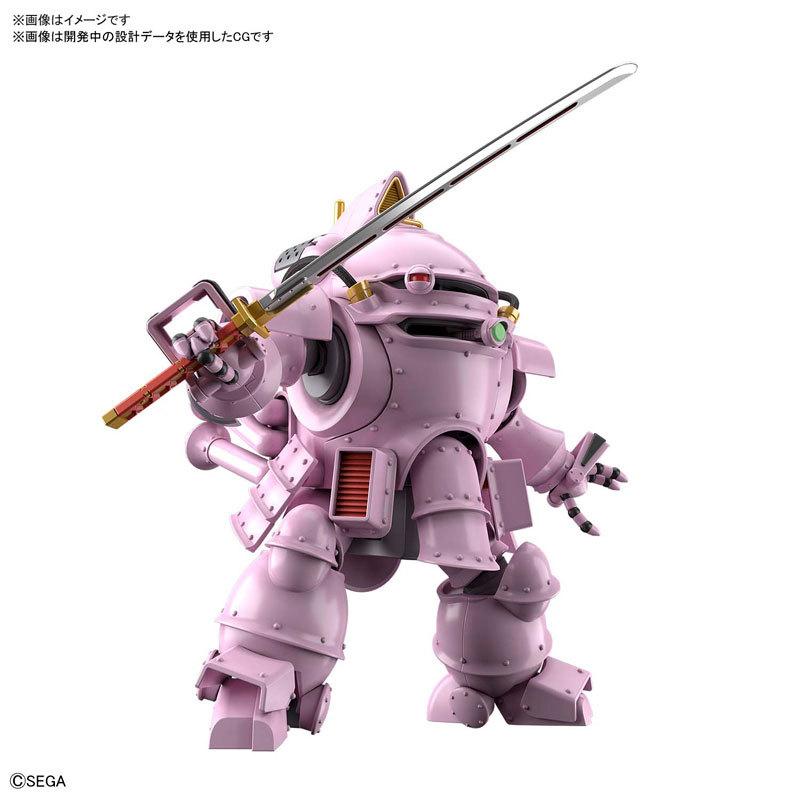 HG 120 光武・改(真宮寺さくら機) プラモデルTOY-RBT-5138_02