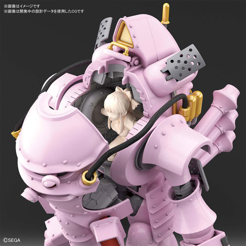HG 120 光武・改(真宮寺さくら機) プラモデルTOY-RBT-5138_03