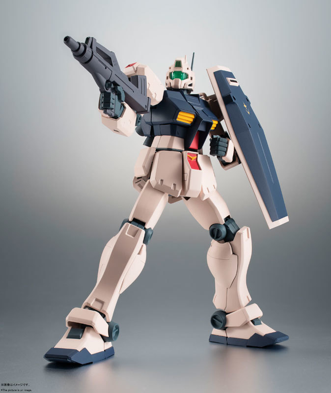 ROBOT魂〈SIDE MS〉 RGM-79C ジム改FIGURE-052257_04
