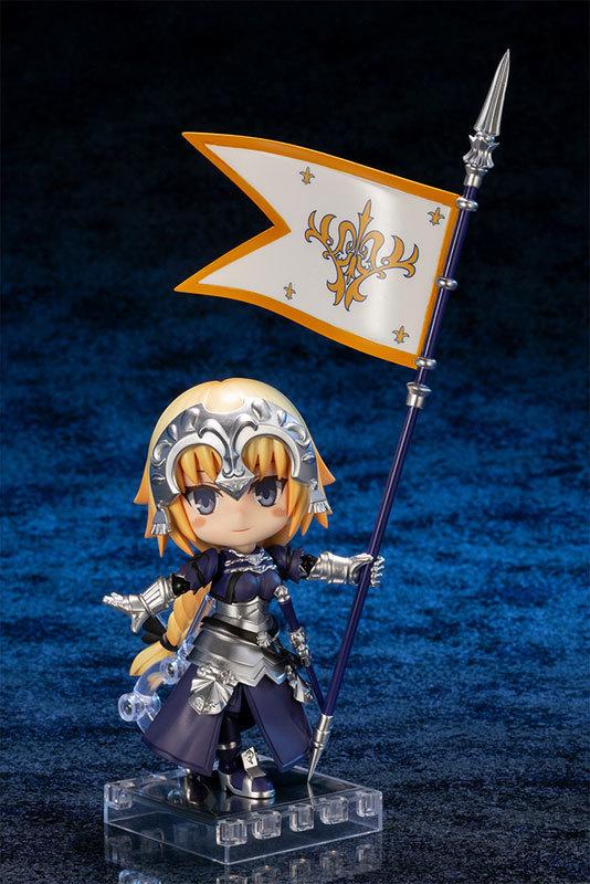 キューポッシュ FateGrand Order ルーラージャンヌ・ダルク 可動フィギュアFIGURE-050617_01
