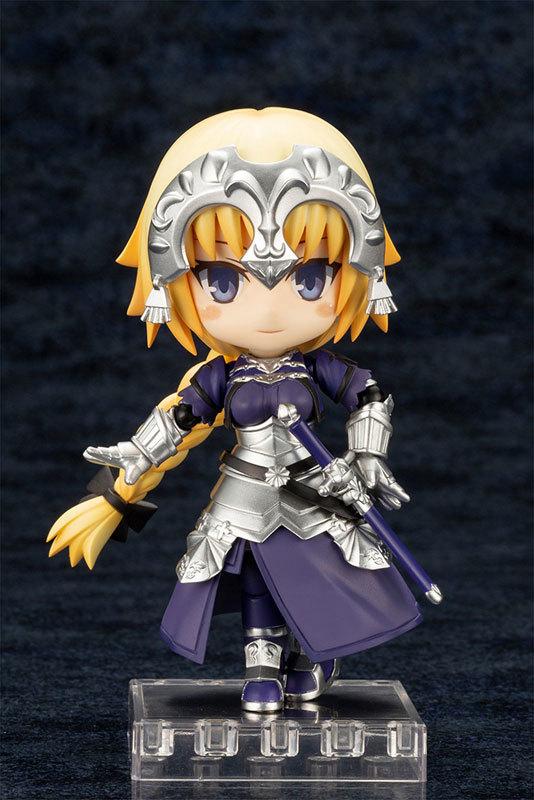 キューポッシュ FateGrand Order ルーラージャンヌ・ダルク 可動フィギュアFIGURE-050617_02