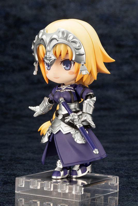 キューポッシュ FateGrand Order ルーラージャンヌ・ダルク 可動フィギュアFIGURE-050617_03