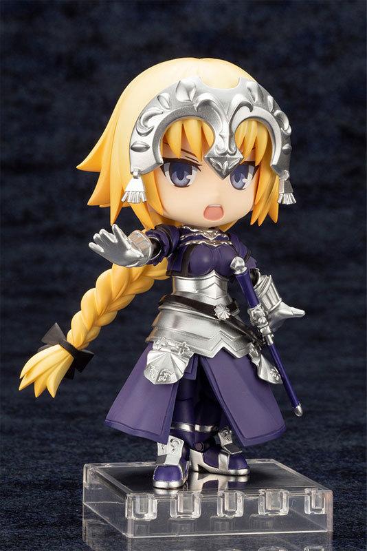 キューポッシュ FateGrand Order ルーラージャンヌ・ダルク 可動フィギュアFIGURE-050617_05