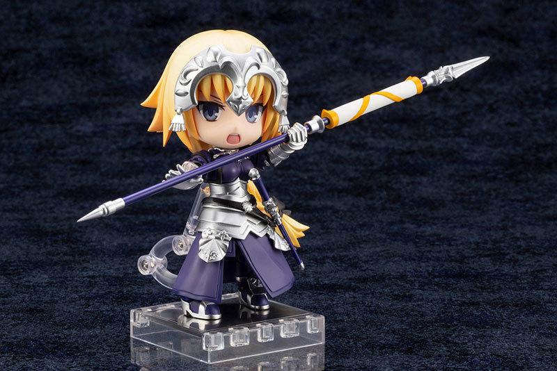 キューポッシュ FateGrand Order ルーラージャンヌ・ダルク 可動フィギュアFIGURE-050617_07