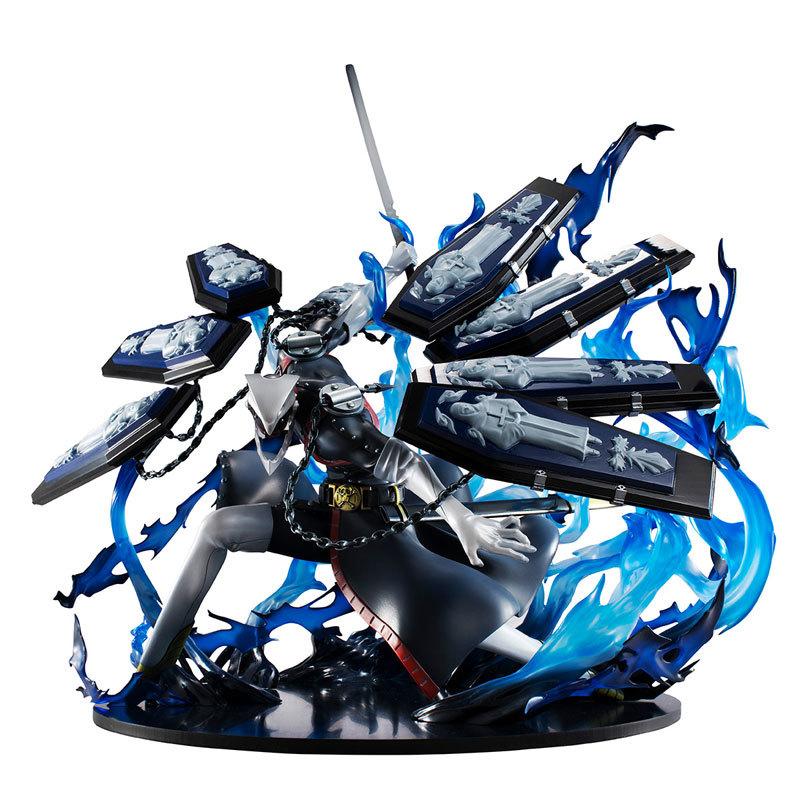 ゲームキャラクターズコレクションDX 「ペルソナ3」 タナトス 完成品フィギュアFIGURE-050996_01