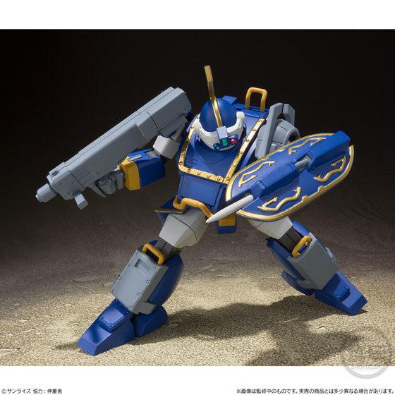 スーパーミニプラ 青の騎士ベルゼルガ物語GOODS-00336690_05