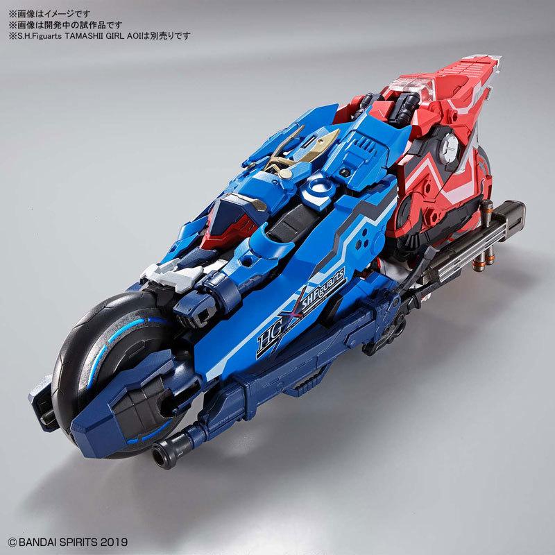 HG 蒼流丸 プラモデルTOY-RBT-5131_06