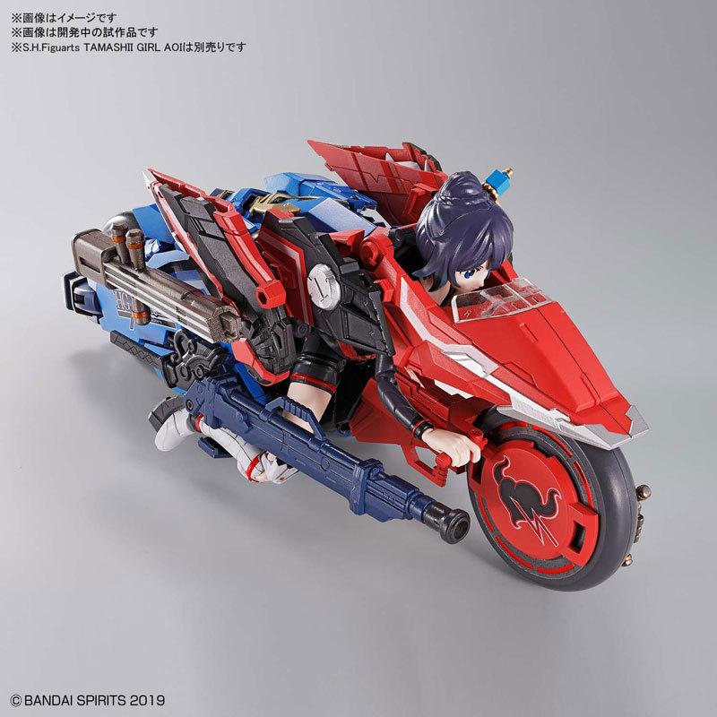 HG 蒼流丸 プラモデルTOY-RBT-5131_07
