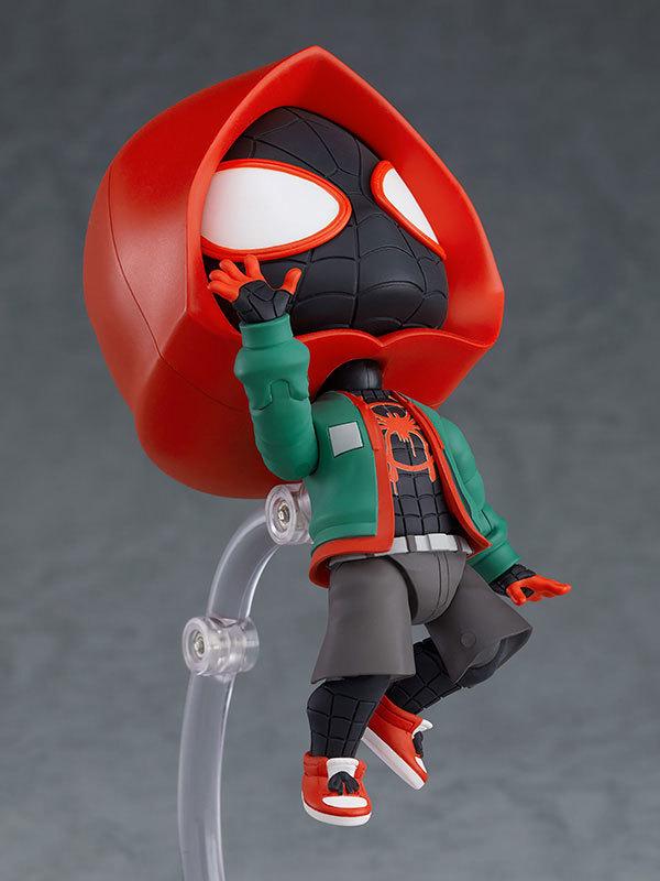 ねんどろいど マイルス・モラレス スパイダーバース・エディション DXFIGURE-051429_02