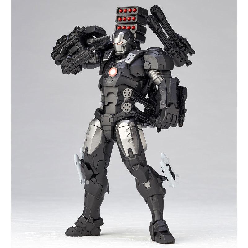 フィギュアコンプレックス アメイジング・ヤマグチ War machine(ウォーマシン)FIGURE-053011_04