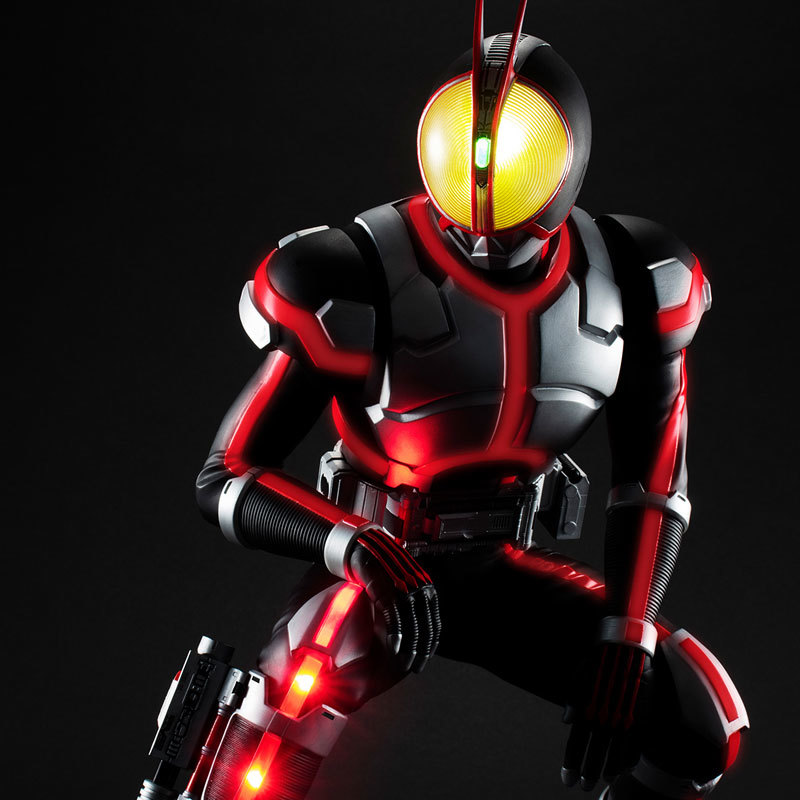 Ultimate Article 仮面ライダーファイズFIGURE-052467_07