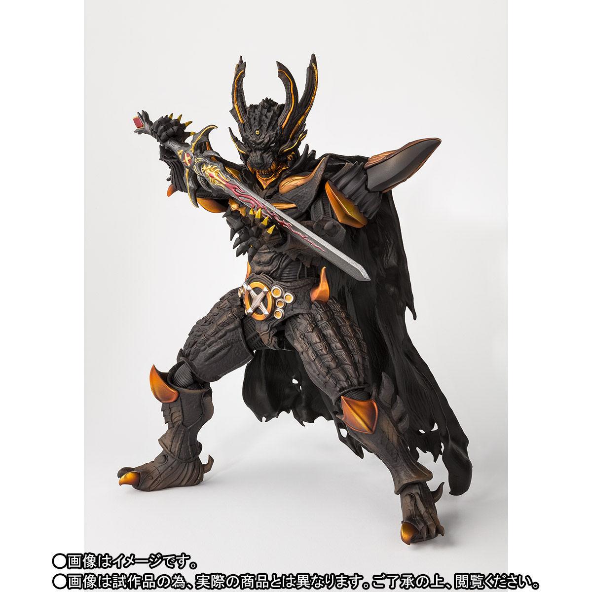 Figuarts(真骨彫製法) 暗黒騎士キバ予約5