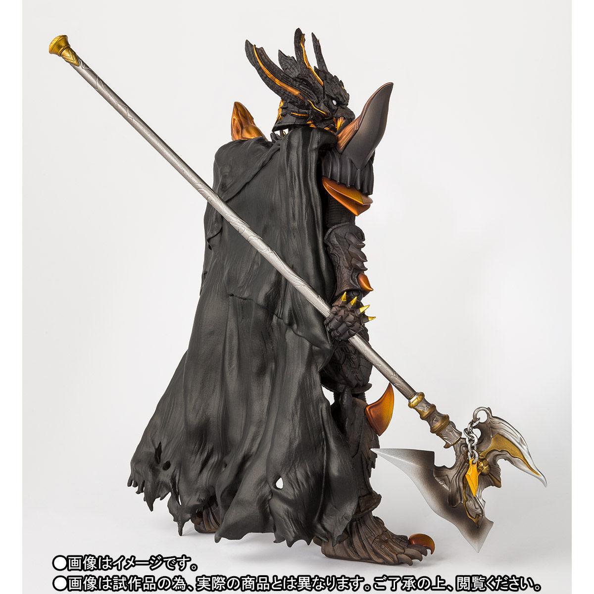 Figuarts(真骨彫製法) 暗黒騎士キバ予約8