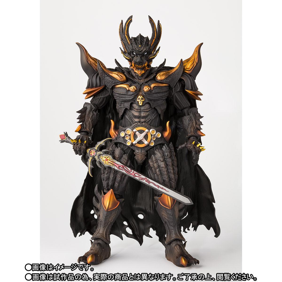 Figuarts(真骨彫製法) 暗黒騎士キバ予約6