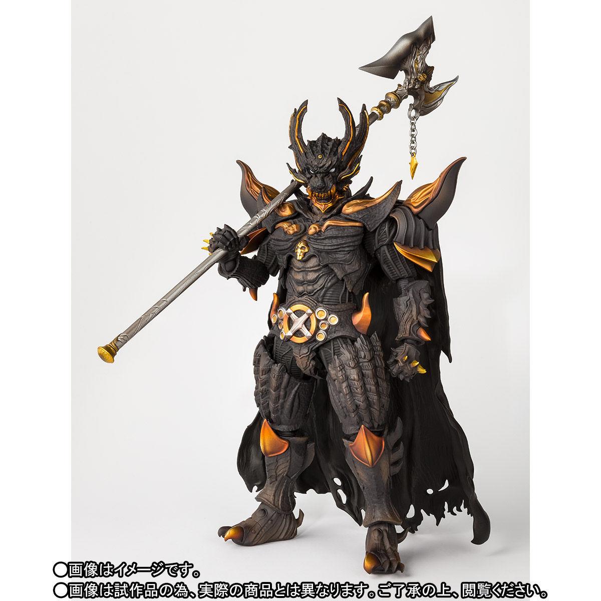 Figuarts(真骨彫製法) 暗黒騎士キバ予約7