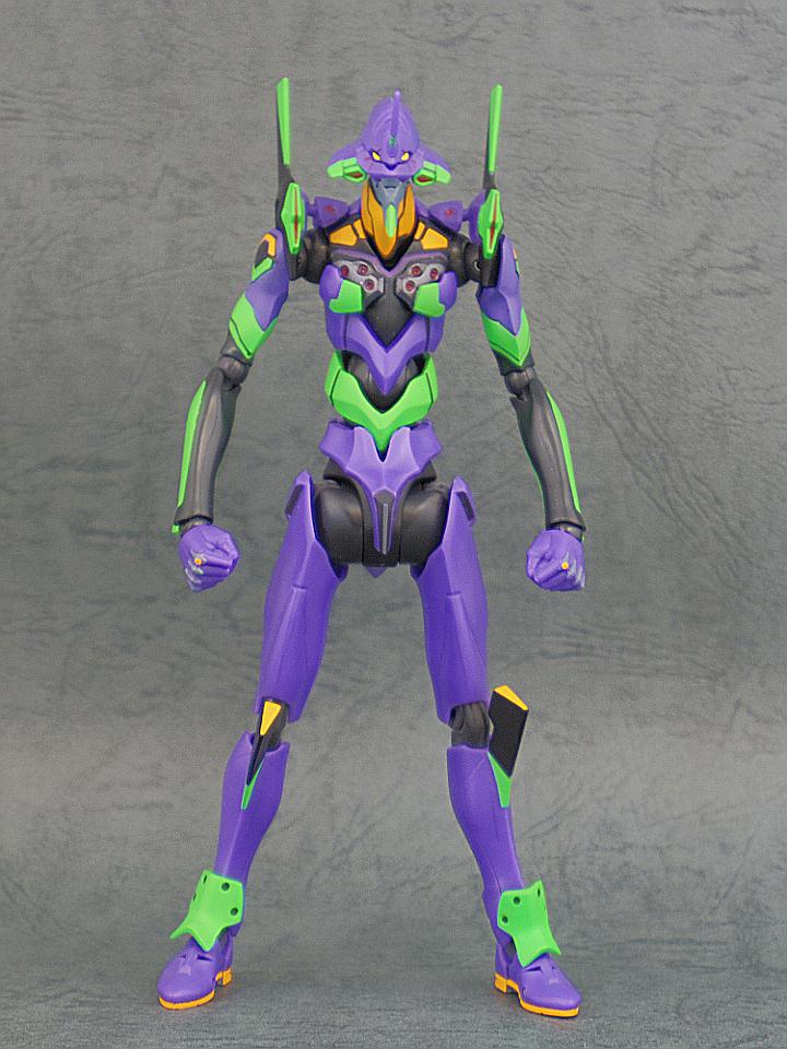 ROBOT魂 エヴァ初号機1