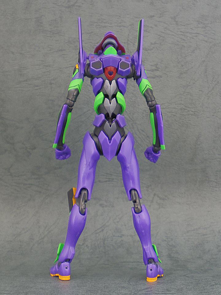 ROBOT魂 エヴァ初号機5