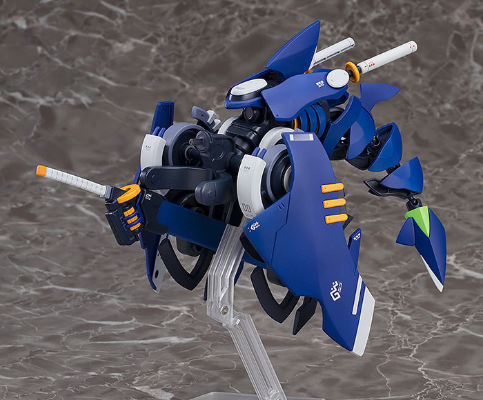 ACT MODE NAVY FIELD 152 ミオ&Type15 Ver2 可動フィギュア&プラモデルFIGURE-054078_04