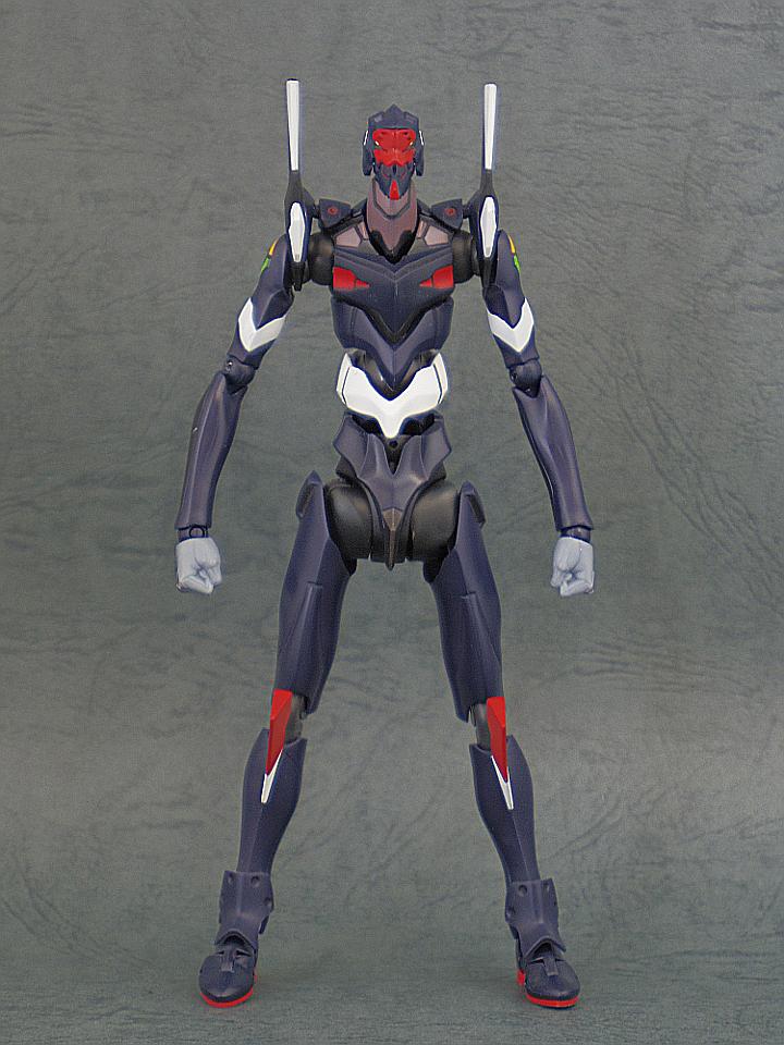 ROBOT魂 エヴァ3号機1
