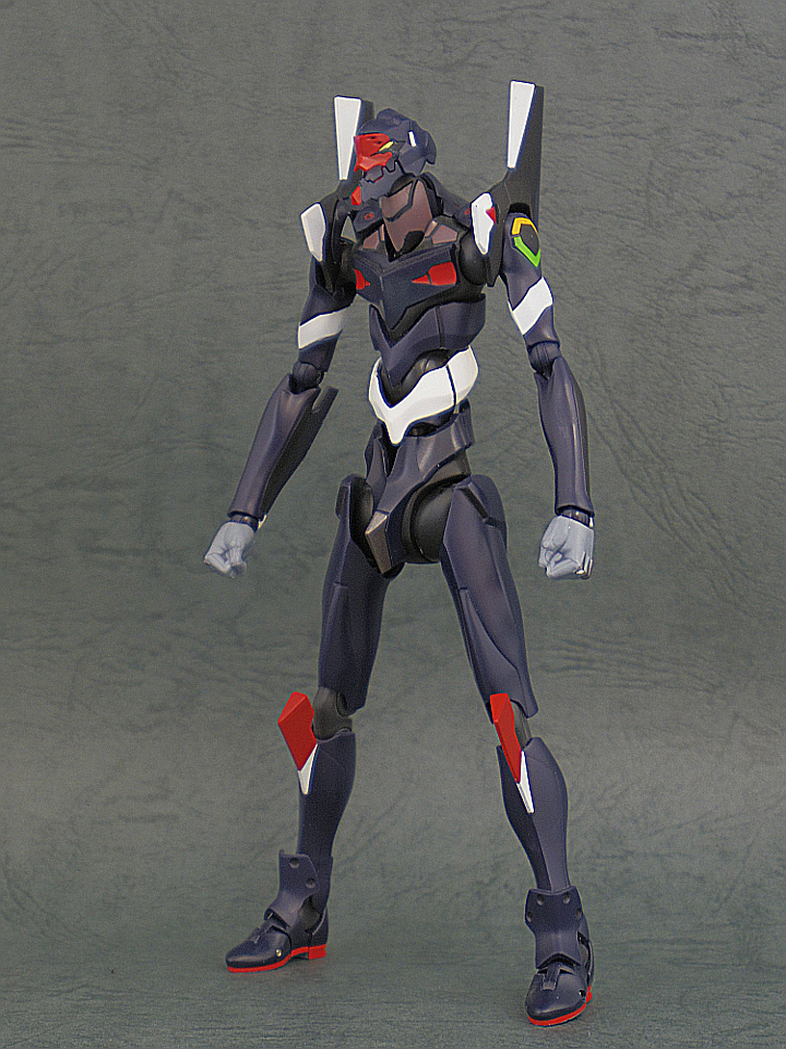 ROBOT魂 エヴァ3号機2