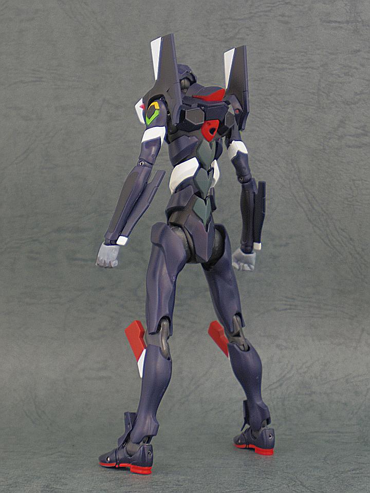 ROBOT魂 エヴァ3号機4