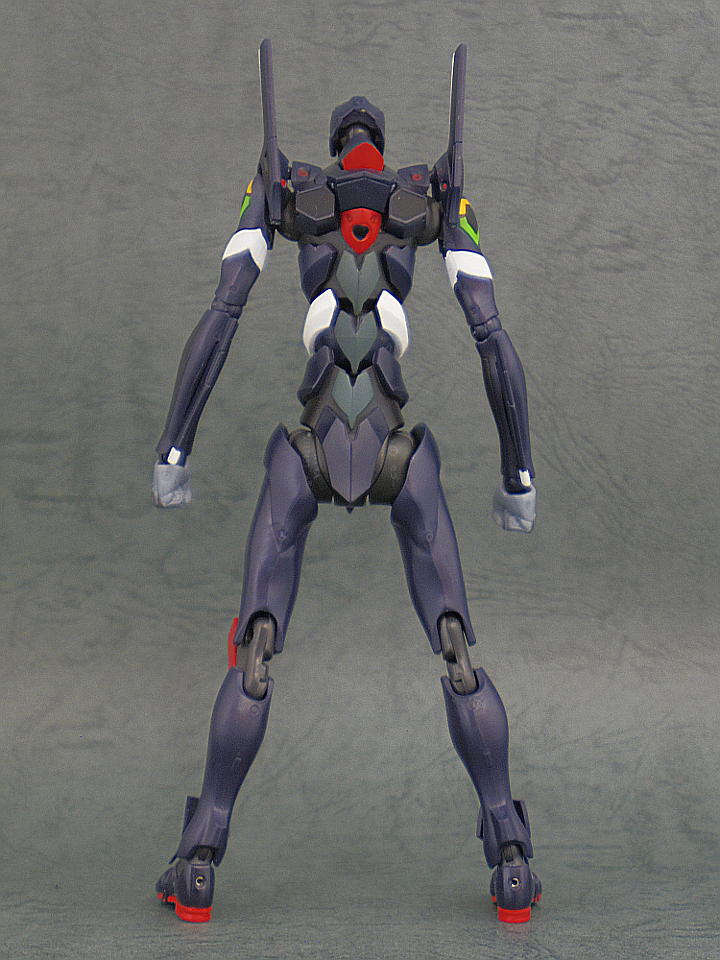 ROBOT魂 エヴァ3号機5