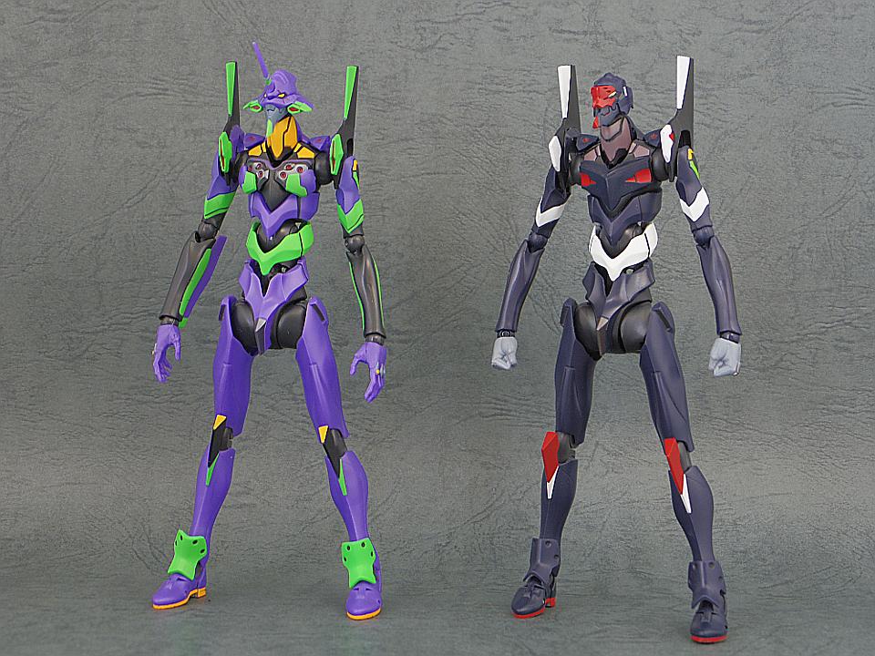 ROBOT魂 エヴァ3号機6